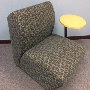 Cafe Chairs Big KOOL 107.1FM Spokane, WA